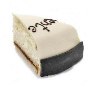 Studenttårta traditionell bit