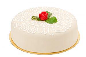 Valhall special tårta