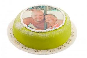 Bildtårta