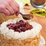 Konditori Valhall - Dagliga arbetet - Tårta